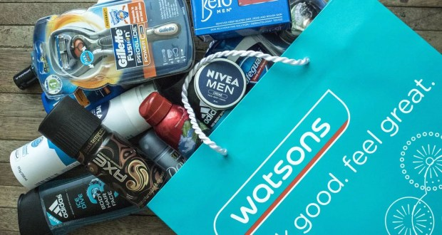 Watsons Bro Boot Camp Tackled Men's Grooming