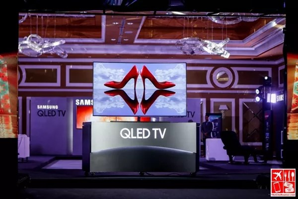 The Next Innovation in TV - the Samsung QLED TV