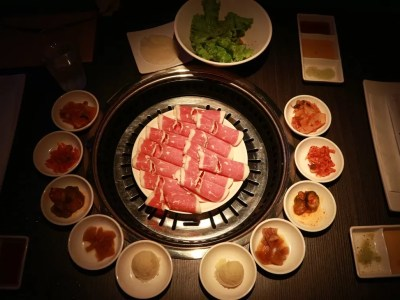 Getting started at Gen Korean BBQ House