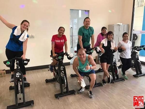 Johnson Fitness Center