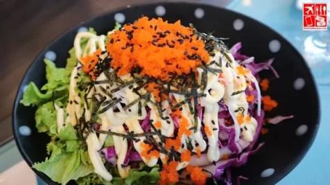 Kani Salad at Teppan 101
