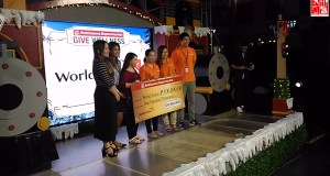 Robinsons Supermarket gives a gift of hope by donating P100,000 through World Vision
