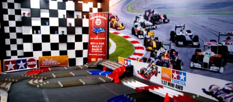 lil's brickyard racing track