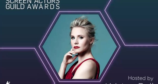 Kristen Bell Hosting the 24th Annual Screen Actors Guild Awards