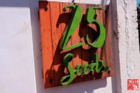 25 Seeds - a farm to table restaurant by Chef Sau del Rosario