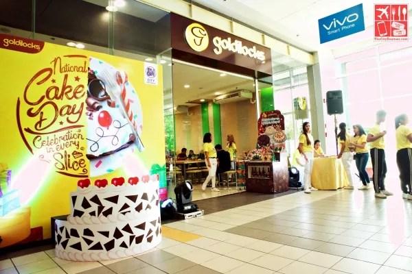 Goldilocks National Cake Day at Goldilocks SM City Batangas