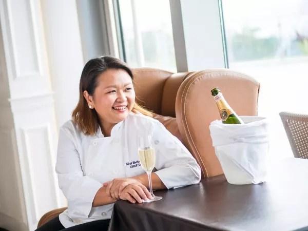 Chef Tanya Dizon