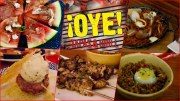 Awesome Spanish Dishes with a Modern Touch at  ¡Oye! Tapas & Grill