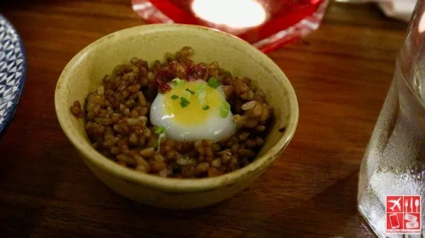 OYE Fried Rice (aka Chicharon Rice)