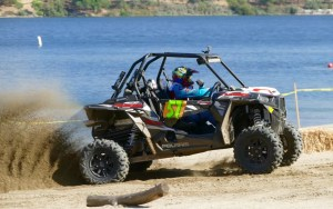 ATV Side-by-side traction