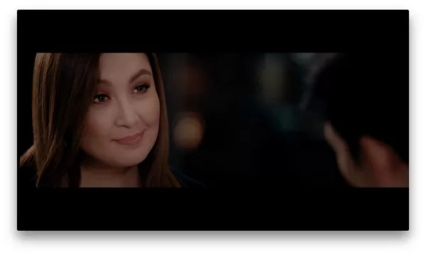Sharon Cuneta in McDonald's TVC