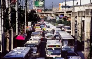 traffic jam in edsa