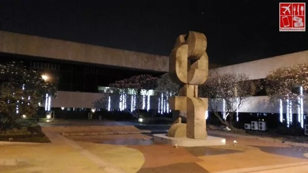 Anito by Arturo Luz at the PICC Courtyard