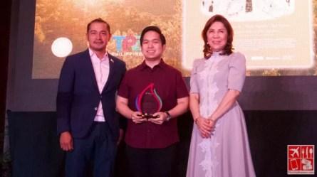 Cine Turismo recognized Kiko Boksingero