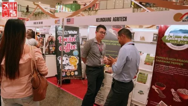 Food and Beverages Products on Exhibit at Citarasa Malaysia