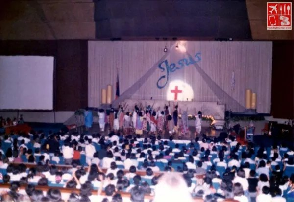 Jesus Reigns Ministries Anniversary Celebration in early 1990s