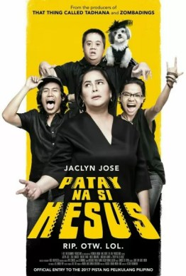 Patay na si Hesus movie poster