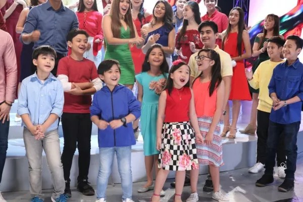 GMA Network's child stars are also part of the SID