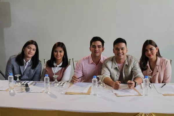 GMA Network's young artists participate in the SID