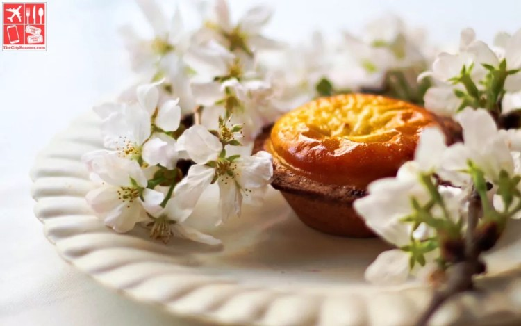 Spring at BAKE Cheese Tart Philippines