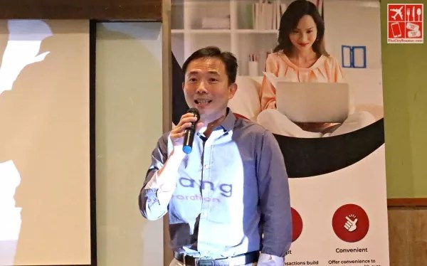 Robertson Chiang - Founder and Chief Operating Officer of Dragonpay
