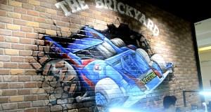 The Brickyard Wall