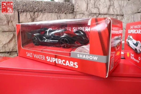 Shell Saltwater Supercar Shadow