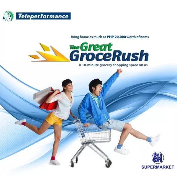 Teleperformance Philippines The Great Grocerush