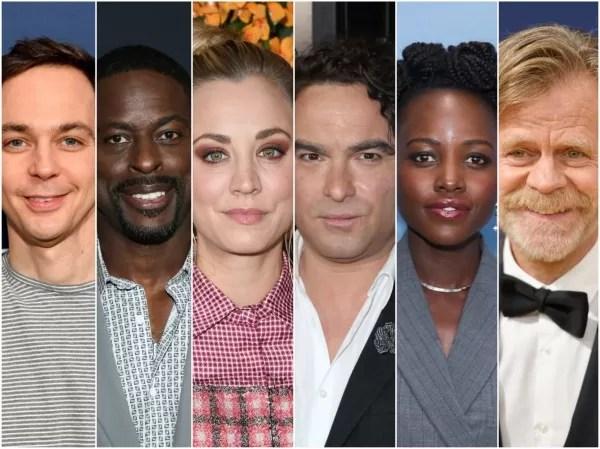 Jim Parsons, Lupita Nyong'o to Present at the 76th Golden Globes