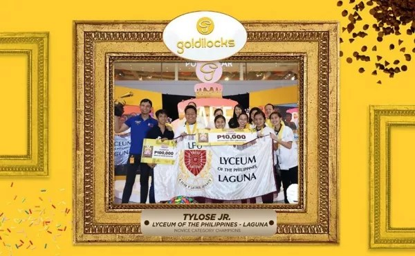 Lyceum of the Philippines Laguna - Novice Category Champions