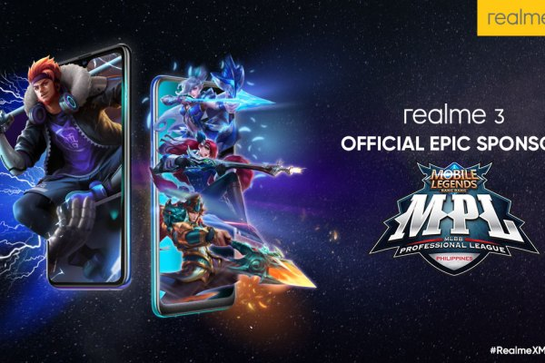 realme x Mobile Legends KV