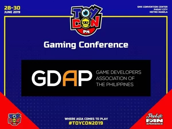 Gaming Conference by GDAP