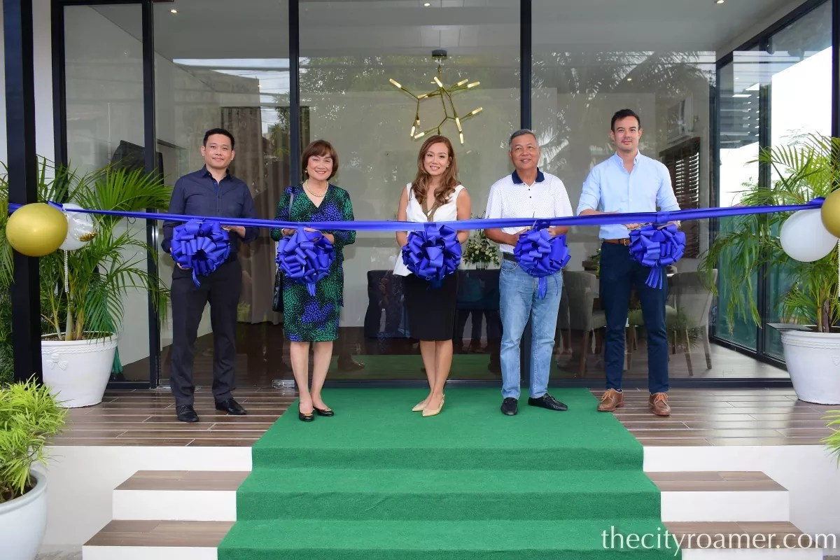 Livingsprings Communities Executives at the 10 Acacia Place Condominium showroom