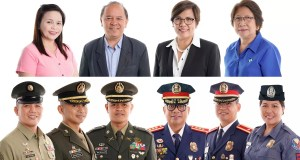 Metrobank Foundation Outstanding Filipinos 2019 Group Photo for Press Release
