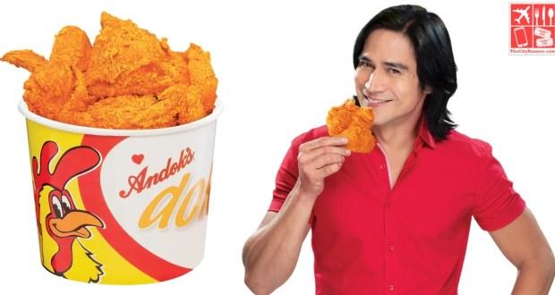 Andok's Spicy Dokito with Piolo Pascual