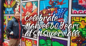 Celebrate Marvel 80 Years at SM Supermalls