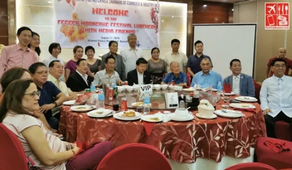 FFCCCII Mooncake Festival Luncheon VIP Guests