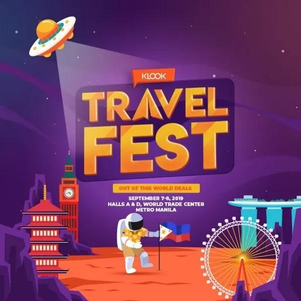 Klook Travel Fest