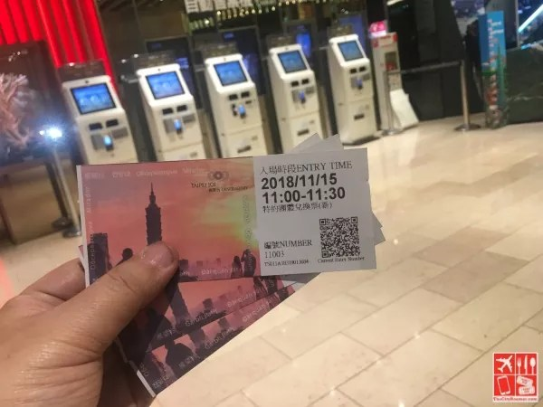 Taipei 101 Observatory Tickets booked with Klook