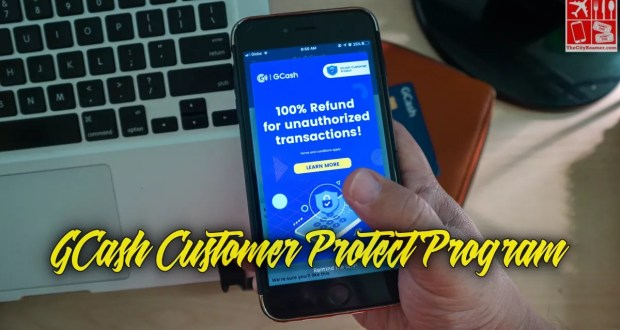 GCash Customer Support Program for Users