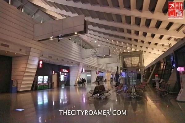 Taoyuan International Airport Terminal 1_Fotor