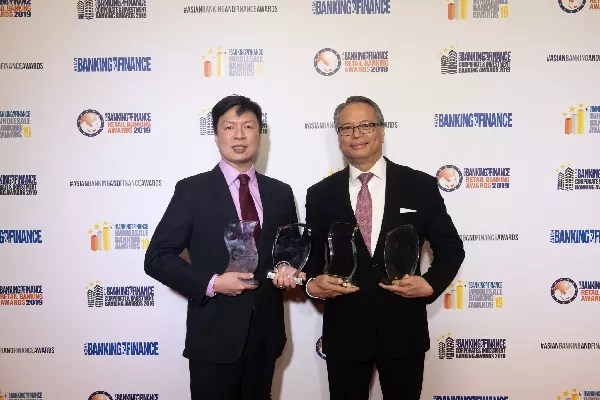 BDO Unibank receives numerous honors at the 2019 Asian Banking and Finance Awards