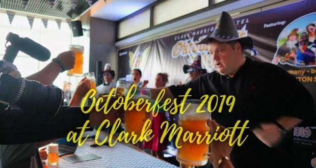 Octoberfest 2019 at Clark Marriott