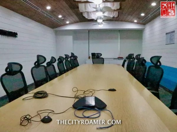 One of TP Vertis North Conference Room