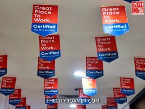 Teleperformance Philippines is certified as a great place to work