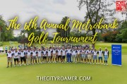 Metrobank Golf Tournament Held for Cebu Clients
