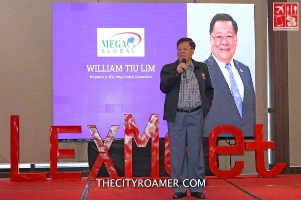 William Tiu Lim - CEO of Mega Global Corporation