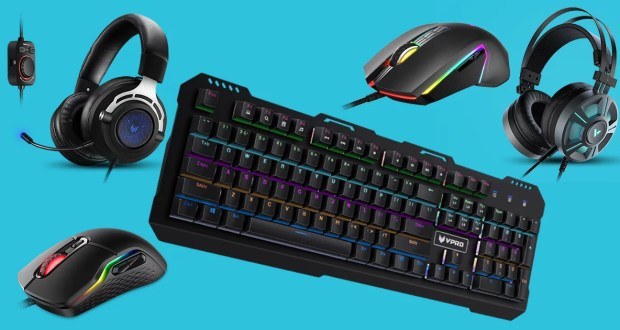 Rapoo V Gaming Peripherals Coming this June 2020