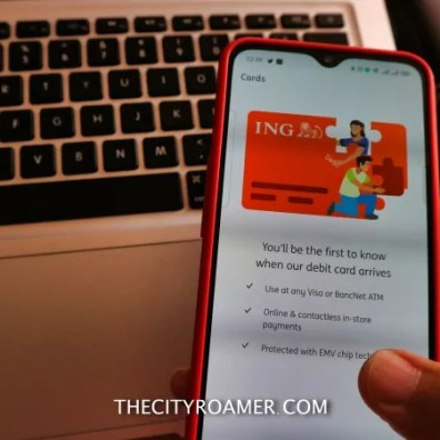 ING Pay account holders will soon get their physical ING Pay Visa Debit Card