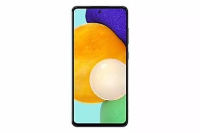 Samsung Galaxy A52 5G Front